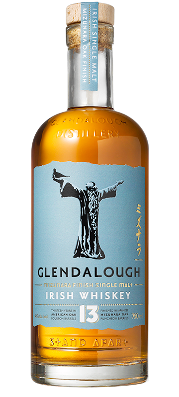 Glendalough 13 year old Mizunara Cask