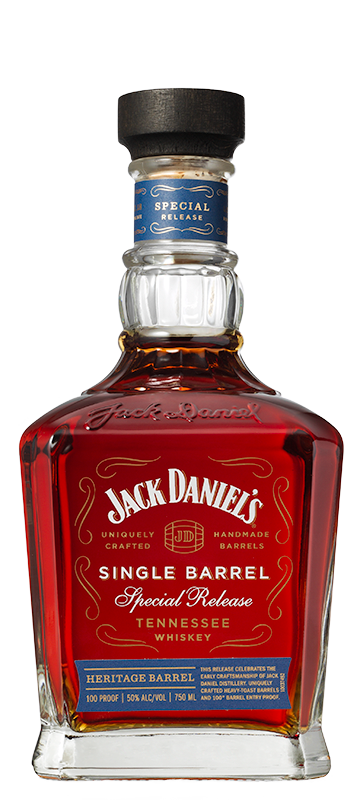 Jack Daniel's Single Barrel Heritage Barrel