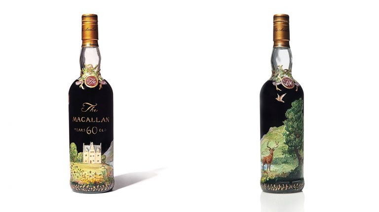Macallan Breaks Record at Auction