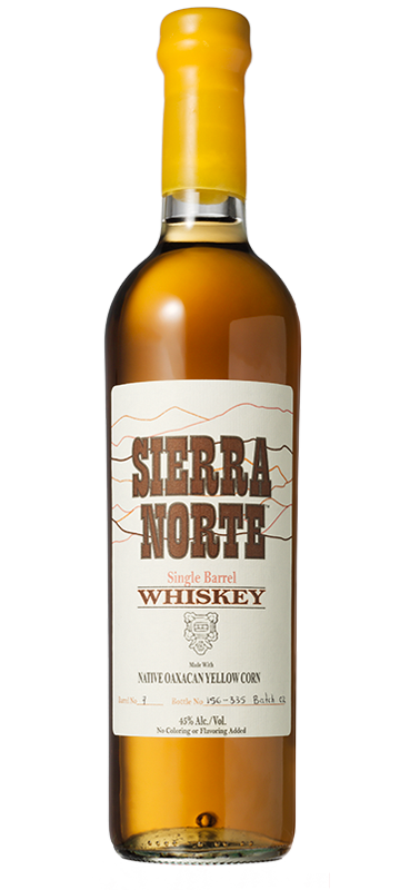Sierra Norte Single Barrel Yellow