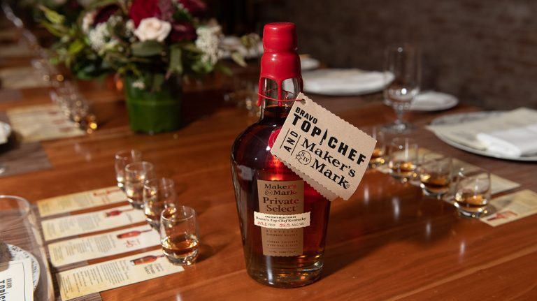 Top Chef Is Getting Its Own Special Maker's Mark