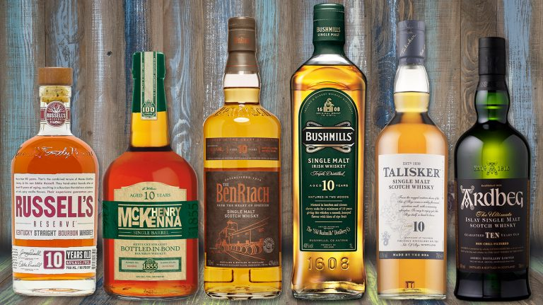 7 Amazing 10 Year Old Whiskies Under $60