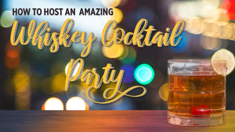 It's Time to Throw A Whisky Cocktail Party