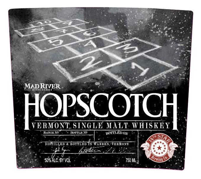 Hopscotch Vermont Single Malt (3rd Edition)