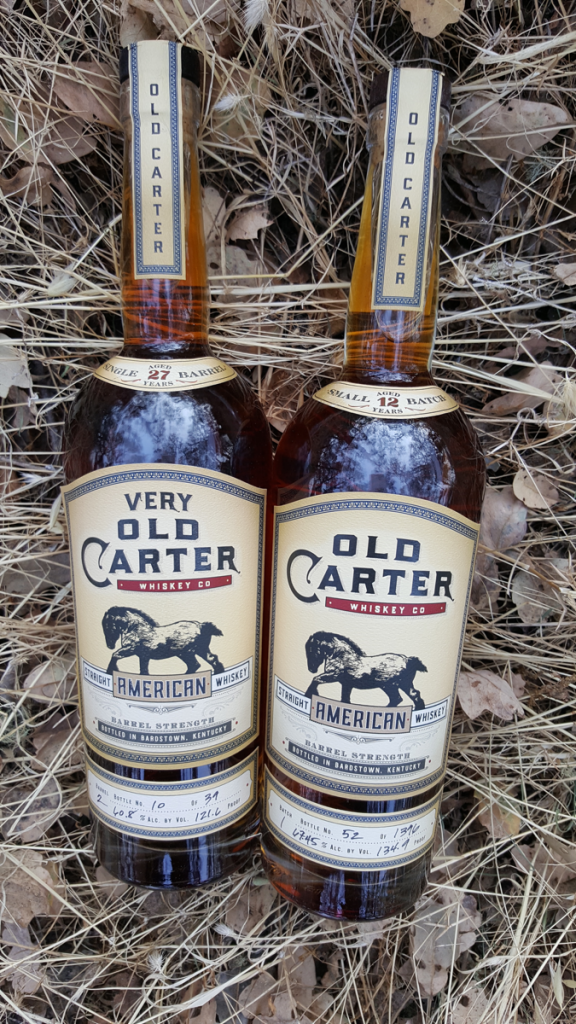 Old Carter American Whiskey