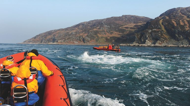 10 Coastal Scottish Adventures You Must Try