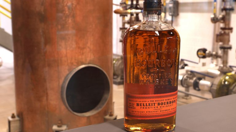 A Mega-Distillery for Bulleit and Other Whiskeys Is Coming to Kentucky
