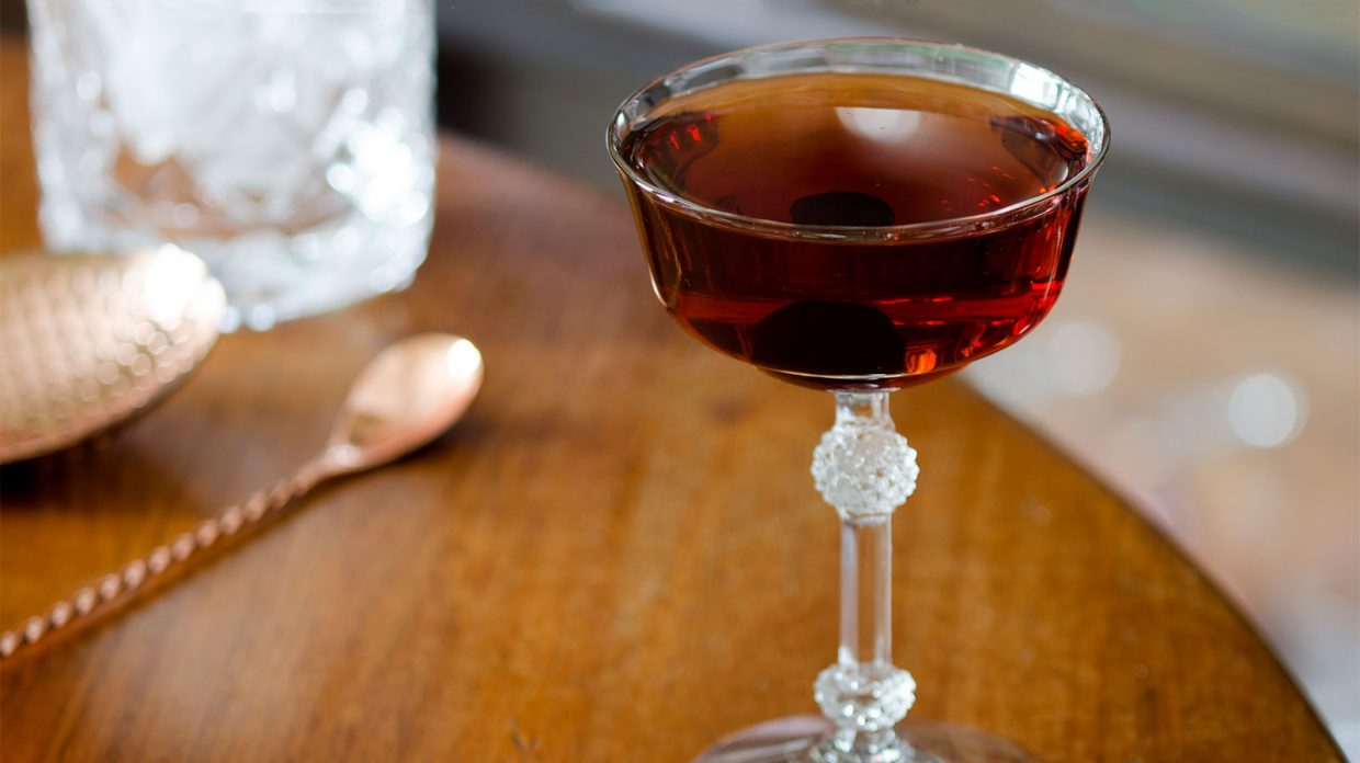 Essential Whiskey Cocktail Manhattan Whisky Advocate