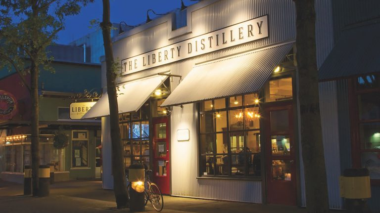 The Whisky Lover's Travel Guide to British Columbia