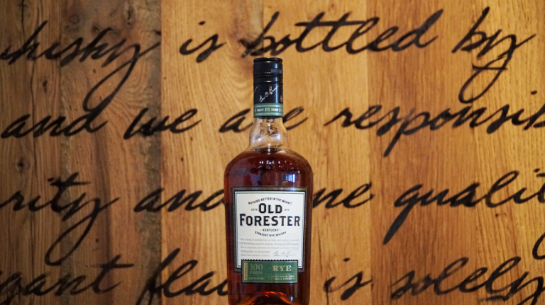 Old Forester Rye, Glen Moray Cabernet Finish & More New Whisky