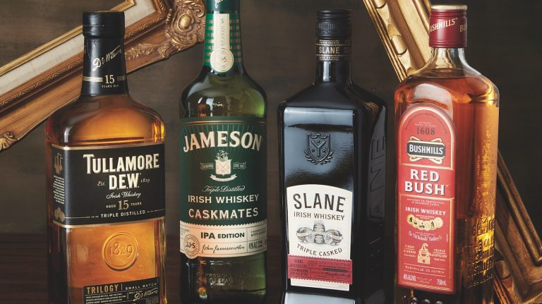 An Irish Whiskey Blend for Every Taste