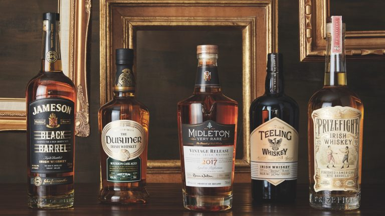 This Is A Golden Age for Irish Whiskey Blends
