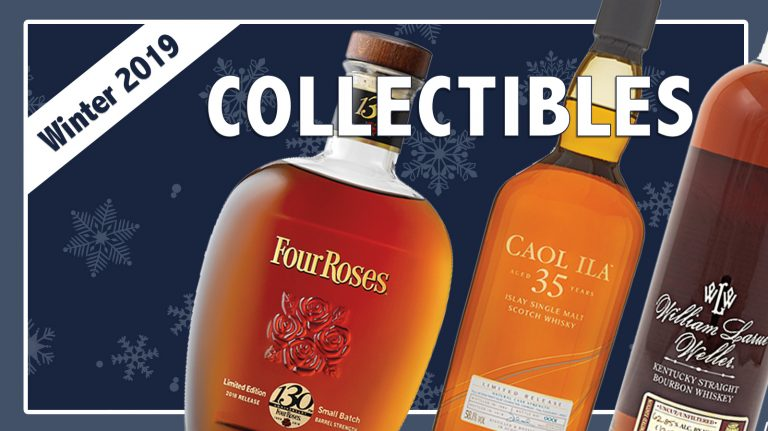 Winter 2018 Collectibles: Four Roses, Caol Ila, William Larue Weller