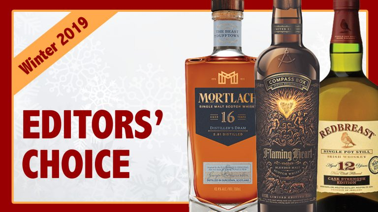 Winter 2018 Editors' Choice: Mortlach, Compass Box, Redbreast