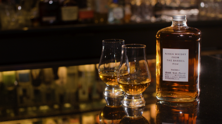 Nikka From The Barrel Showcases the Best of Japanese Whisky