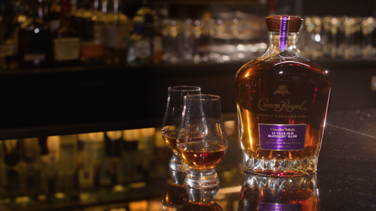 Crown Royal 13 Year Old Blenders' Mash Reimagines Canadian Whisky