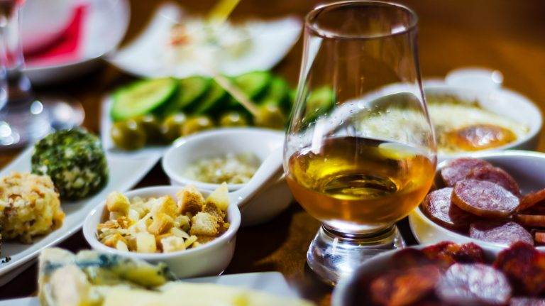 You Need to Start Drinking Whisky Aperitifs