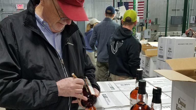 Cream of Kentucky Straight Bourbon & Two New Rye Whiskies