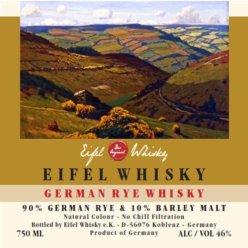 Eifel German Rye