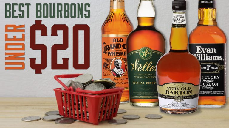 The Best Bourbons for $20 or Less