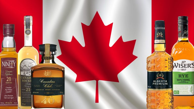 The Must-Grab Whiskies When Visiting Canada