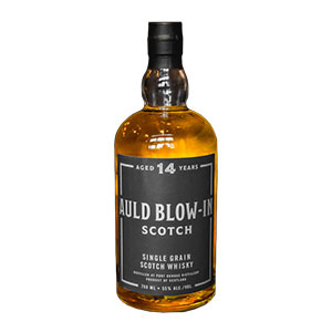 Auld Blow-In 14 year old (Distilled at Port Dundas)