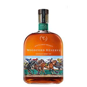 Woodford Reserve 2019 Kentucky Derby Bottle