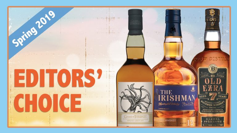 Spring 2019 Editors' Choice: Old Ezra, The Irishman & Game of Thrones Talisker