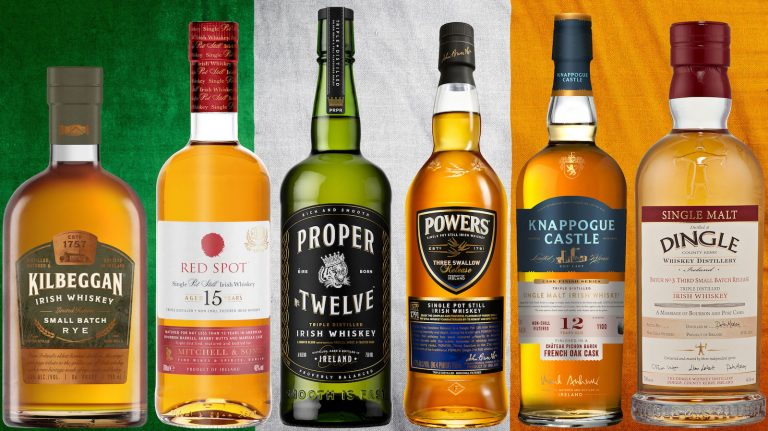 12 New Irish Whiskeys to Try for St. Patrick's Day