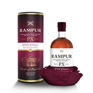 Rampur PX Sherry Finish