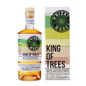 The Whisky Works King of Trees