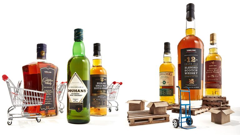 The Truth About Big Box Whiskies