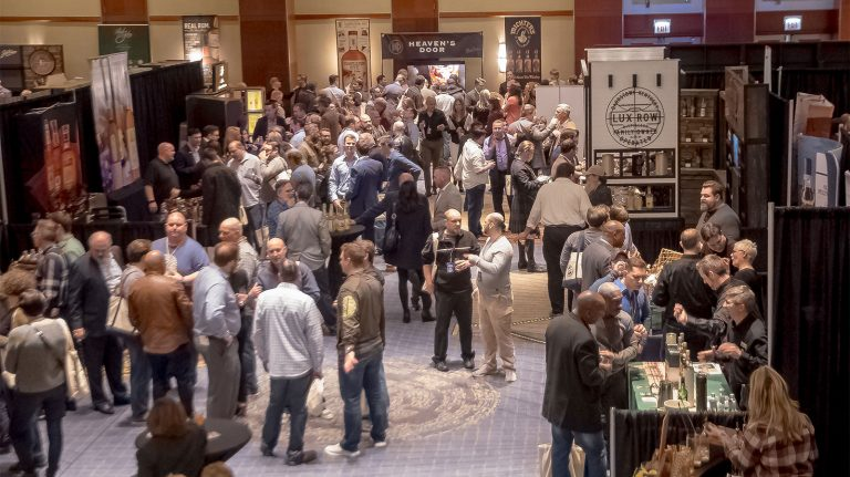 All About The Experience at WhiskyFest Chicago