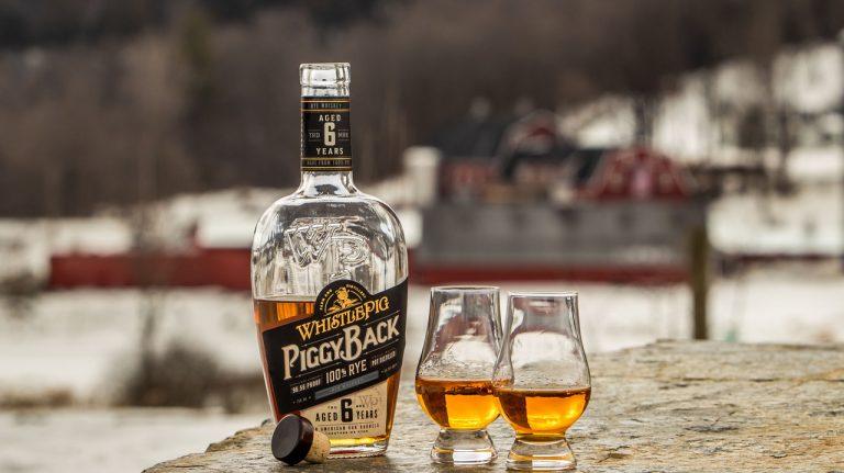 Very Aged Dewar's, WhistlePig Piggyback, Bruichladdich & More New Whisky