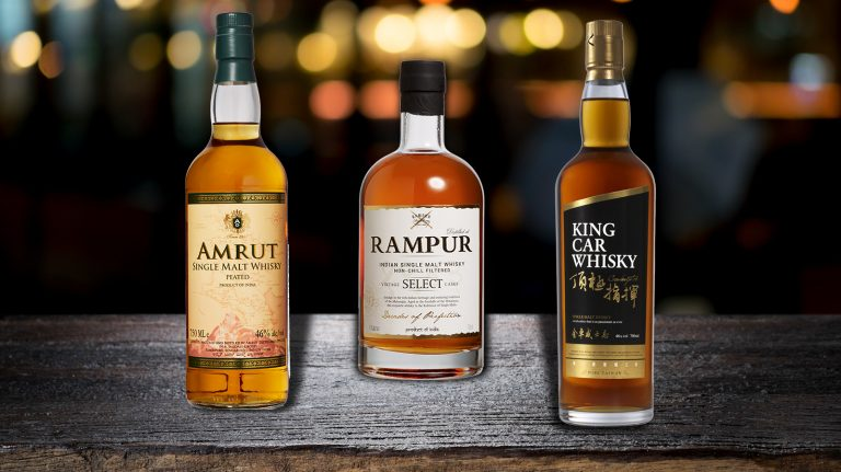 The Best Asian Whiskies That Aren't From Japan