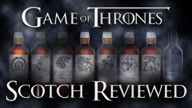 All The Game of Thrones Single Malt Scotch: Reviewed