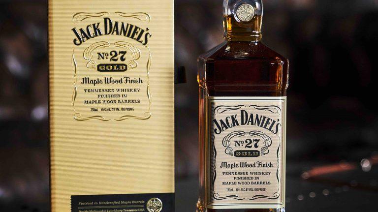 Jack Daniel's No. 27 Gold, Glenmorangie 1991 & More New Whisky