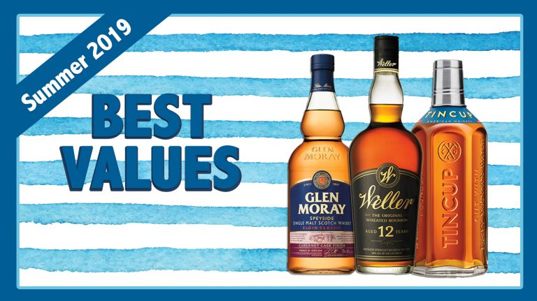 Summer 2019 Best Values: Weller, Glen Moray & Tincup