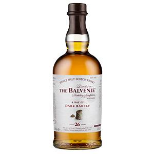 Balvenie A Day of Dark Barley 26 year old