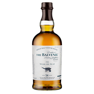 Balvenie A Week of Peat 14 year old
