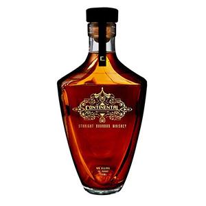 Continental Straight Bourbon