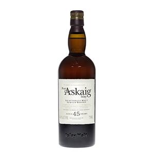 Port Askaig 45 year old