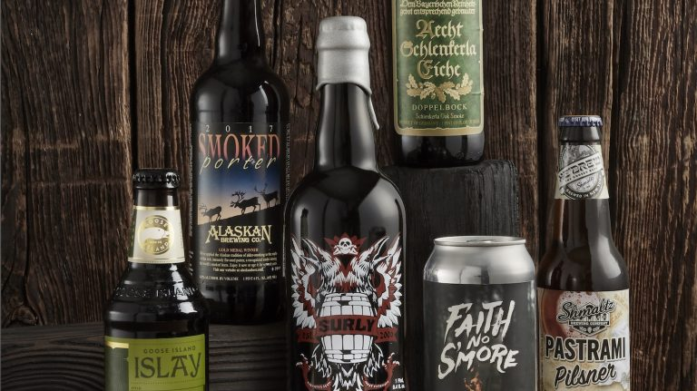 For Fans of Peaty Whisky, These Beers Offer Extra Smoke