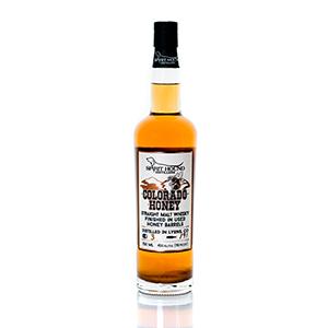 Spirit Hound Colorado Honey Malt Whiskey