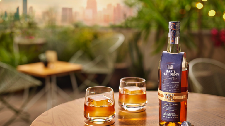 Basil Hayden's Caribbean Reserve Rye, Macallan Estate & More New Whiskey
