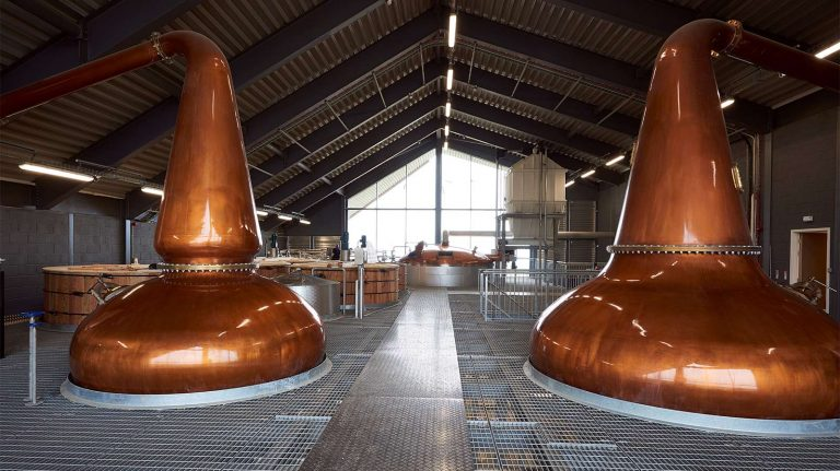 Scotland's Newest Distillery Is Up and Running on Arran