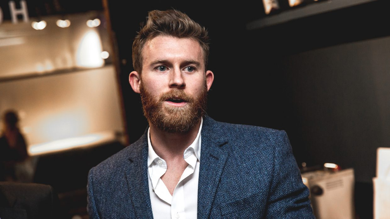 jonny fowle spirits specialist at sotheby's auction house