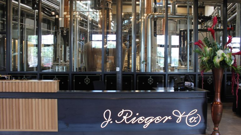 J. Rieger & Co. Begins Public Tours At Brand-New Kansas City Distillery