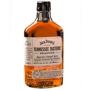 Jack Daniel's Barrel Proof Straight Rye