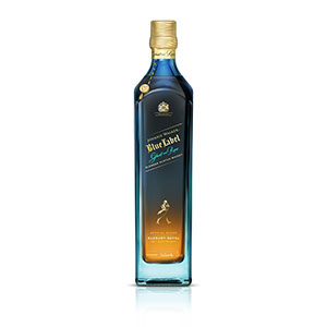 Johnnie Walker Blue Label Ghost and Rare Glenury Royal